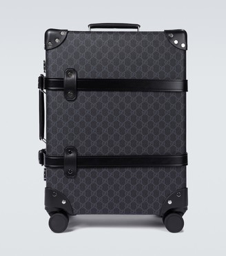 Gucci Globe-Trotter x GG carry-on suitcase