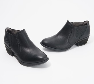 Earth Leather or Suede Ankle Boots - Peak Peru