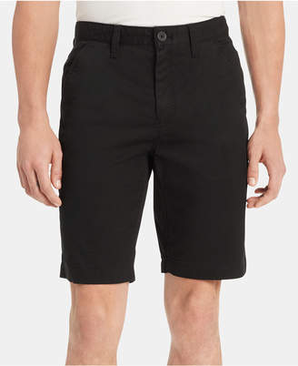 """Calvin Klein Men Refined Edit Stretch 9"""" Shorts"""