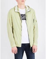 C.P. Company Lens-detail taffeta jacket