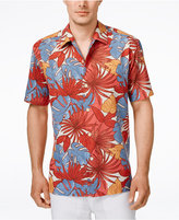 Tommy Bahama Men's Remy Retro Floral-Print Short-Sleeve Shirt