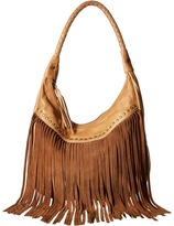 Scully Oh So Soft Leather Fringe Bag Bags