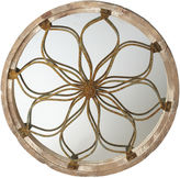 Asstd National Brand Round Medallion Wall Mirror