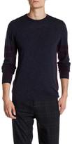 Autumn Cashmere Athletic Stripe Cashmere Sweater
