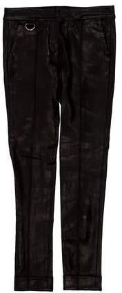 A.L.C. Leather Pants w/ Tags