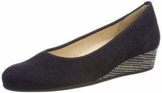 Hassia Women's Nizza Weite H Closed Toe Heels