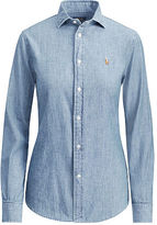 Polo Ralph Lauren Slim Fit Chambray Shirt