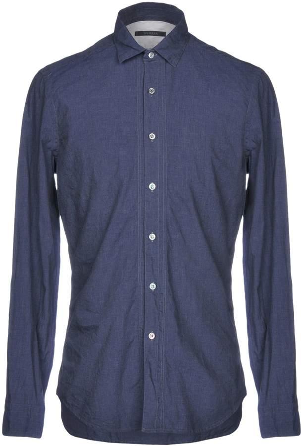 Siviglia Shirts - Item 38764829MG