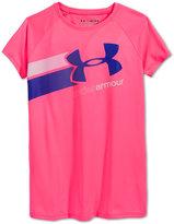 Under Armour Fast Lane T-Shirt, Big Girls (7-16)