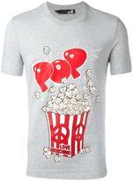 Love Moschino popcorn print T-shirt