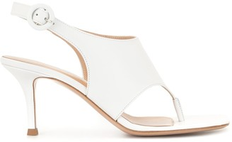 Gianvito Rossi Thong Strap Sandals