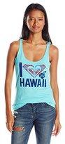 Roxy Juniors Love Paradise Hawaii Tank