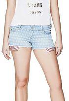 GUESS Women's Florentina Cutoff Denim Shorts