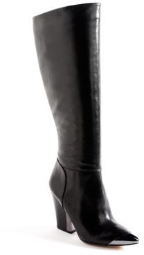 Sam Edelman Maureen Leather Heeled Boots