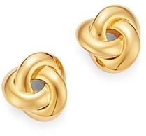Bloomingdale's Knot Stud Earrings in 14K Yellow Gold - 100% Exclusive