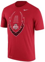 Nike Men's Ohio State Buckeyes Legend Football Icon Dri-FIT Tee