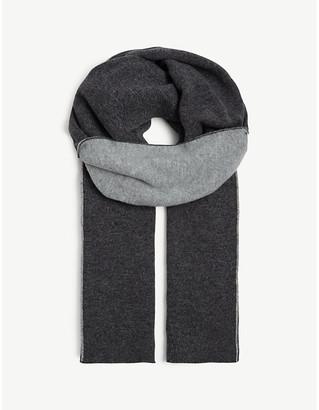 Johnstons reversible scarf