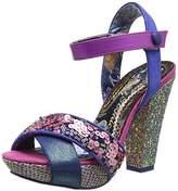 Irregular Choice Women Whoopi Do Platform Sandals,40 EU