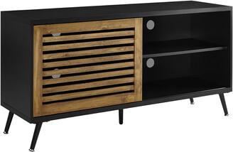 Hewson 52In Mid Century Modern Tv Stand