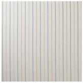 John Lewis Lawson Stripe Fabric, Blue, Price Band B