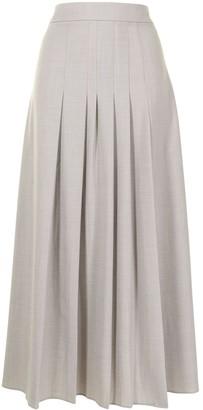 ANNA QUAN Sable skirt