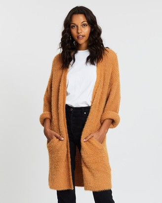 All About Eve Scarlet Cardigan