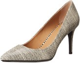 Calvin Klein Women's Gayle Dress Pump, Leather