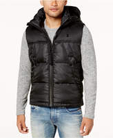 G Star Men's Whistler Hooded Vest