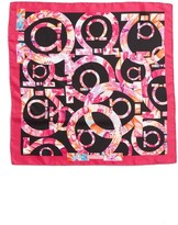 Salvatore Ferragamo Women's Alabast Silk Scarf