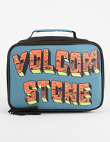 Volcom Logo Lunch Box