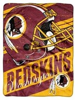 Redskins NFL Micro Throw Multicolor (46x60)