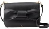 Kate Spade Olive Drive Hetty Leather Cross Body Bag, Black