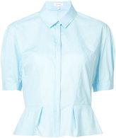 DELPOZO button up blouse