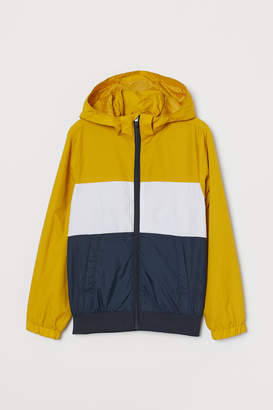 H&M Color-block Windbreaker