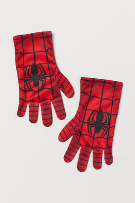 H&M Superhero Gloves - Red
