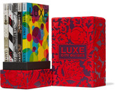 LUXE City Guides - Romantic Getaways Gift Box - Red