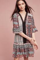 Maeve Pearson Lace Peasant Dress