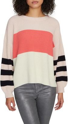 Sanctuary Playful Stripe Sweater (Regular & Petite)