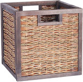 Household Essentials Seagree Wicker Storage Bin