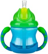 Nuby 2 Handle Straw Cup - Assorted Colors/Styles - 8 oz