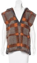 Anna Sui Woven Sleeveless Pullover