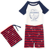 Ralph Lauren Graphic Cotton Sleep Set