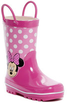 Josmo Minnie Mouse Rain Boot (Toddler & Little Kid)
