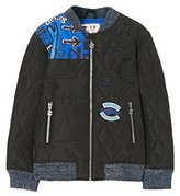 Desigual Boy's ABRIG_CUT Jacket