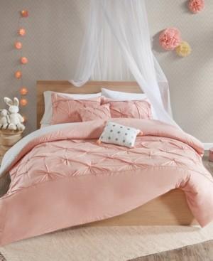 Urban Habitat Kids Aurora 4-Pc. Twin/Twin Xl Cotton Reversible Duvet Cover Set Bedding