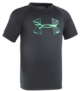 Under Armour Boys' Anatomic Big Logo Tee - Little Kid
