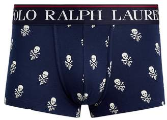 Ralph Lauren Skulls Stretch Cotton Trunk