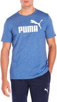 Puma Heather Logo Tee
