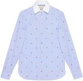 Gucci Bee fil coupe shirt
