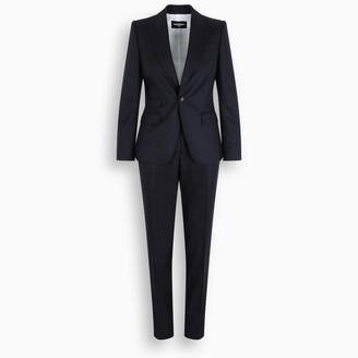 DSQUARED2 Blue slim-fit suit